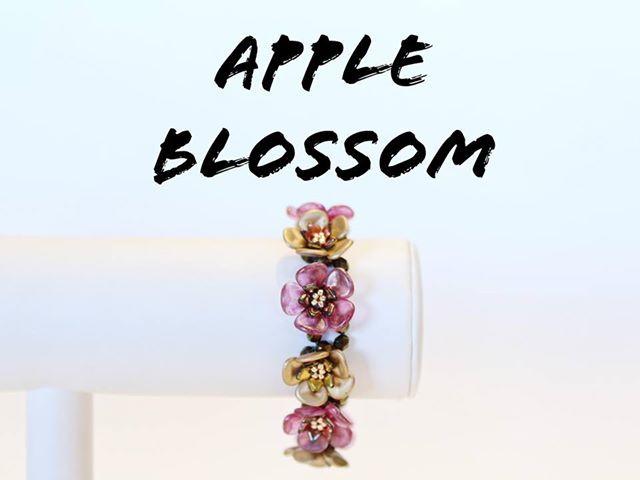Apple Blossom Bracelet