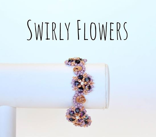 Swirly Flowers